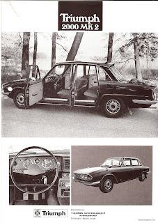 Triumph 2000 Mk2 Finland brochure 01