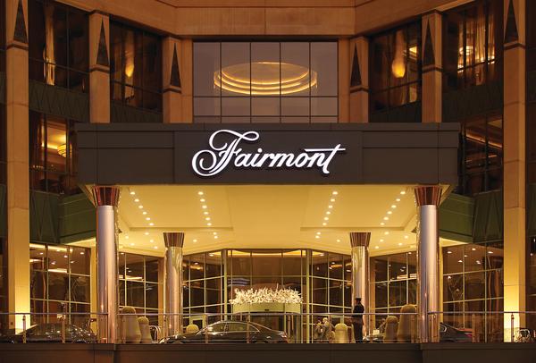 fairmont hotel emploi