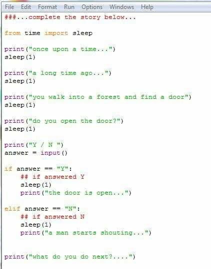 Script Mode Python