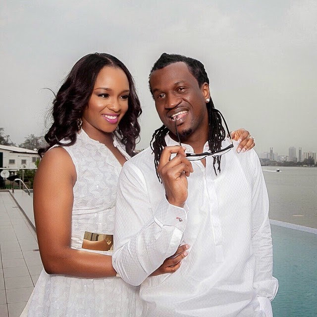 PSquare's Paul Okoye's Wife Gives Birthday Shout Out To
