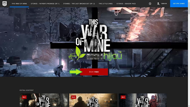 This War of Mine Halaman giveaway - Tech Hijau™