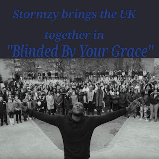 stormzy brings the UK together in blinded by your grace Pt. 2