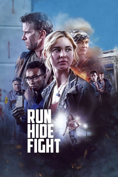 Download Run Hide Fight (2020) Full Movie in Hindi Dual Audio BluRay 720p [1GB]