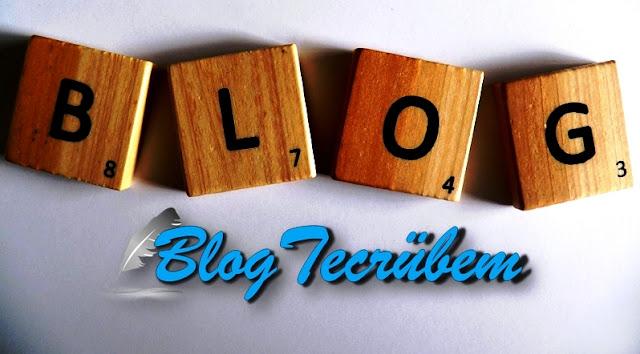 Bir blog oluşturmak sadece 5 dakika!