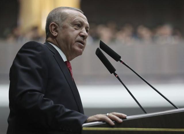 Ερντογάν για Κεντρικό Τραπεζίτη: «Δεν ακολουθούσε τις οδηγίες»