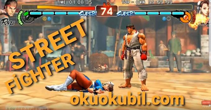 Street Fighter IV Champion Edition Android Mod Hileli Apk İndir