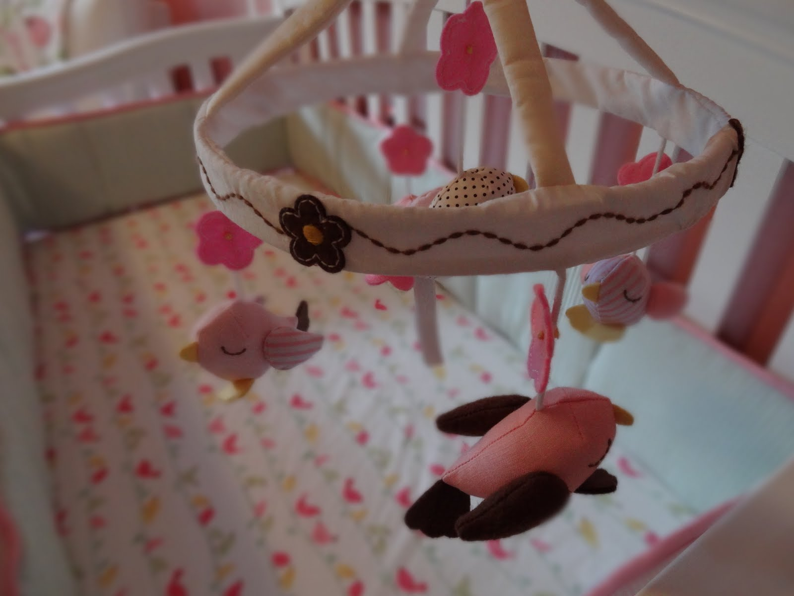 Numbered Street Designs Adorable Baby Girl Nursery