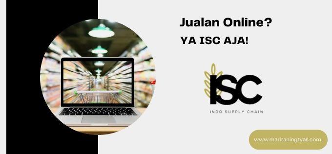 jualan online bersama ISC