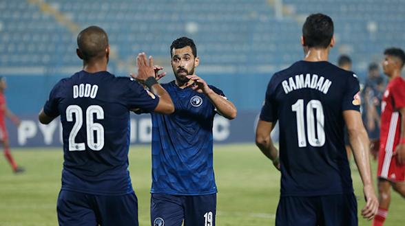 ملخص مباراة بيراميدز والاتحاد الليبي (3-2) اليوم الثلاثاء في كأس الكونفيدرالية الأفريقية