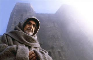 Umberto Eco y el fin de una época. Fotograma de El nombre de la rosa, Jean-Jacques Annaud, 1986
