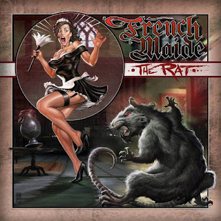 "Το album των French Maide ""The Rat"""