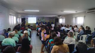 Secretaria de assistência social de Picuí realizou conferência municipal nesta quarta (26)