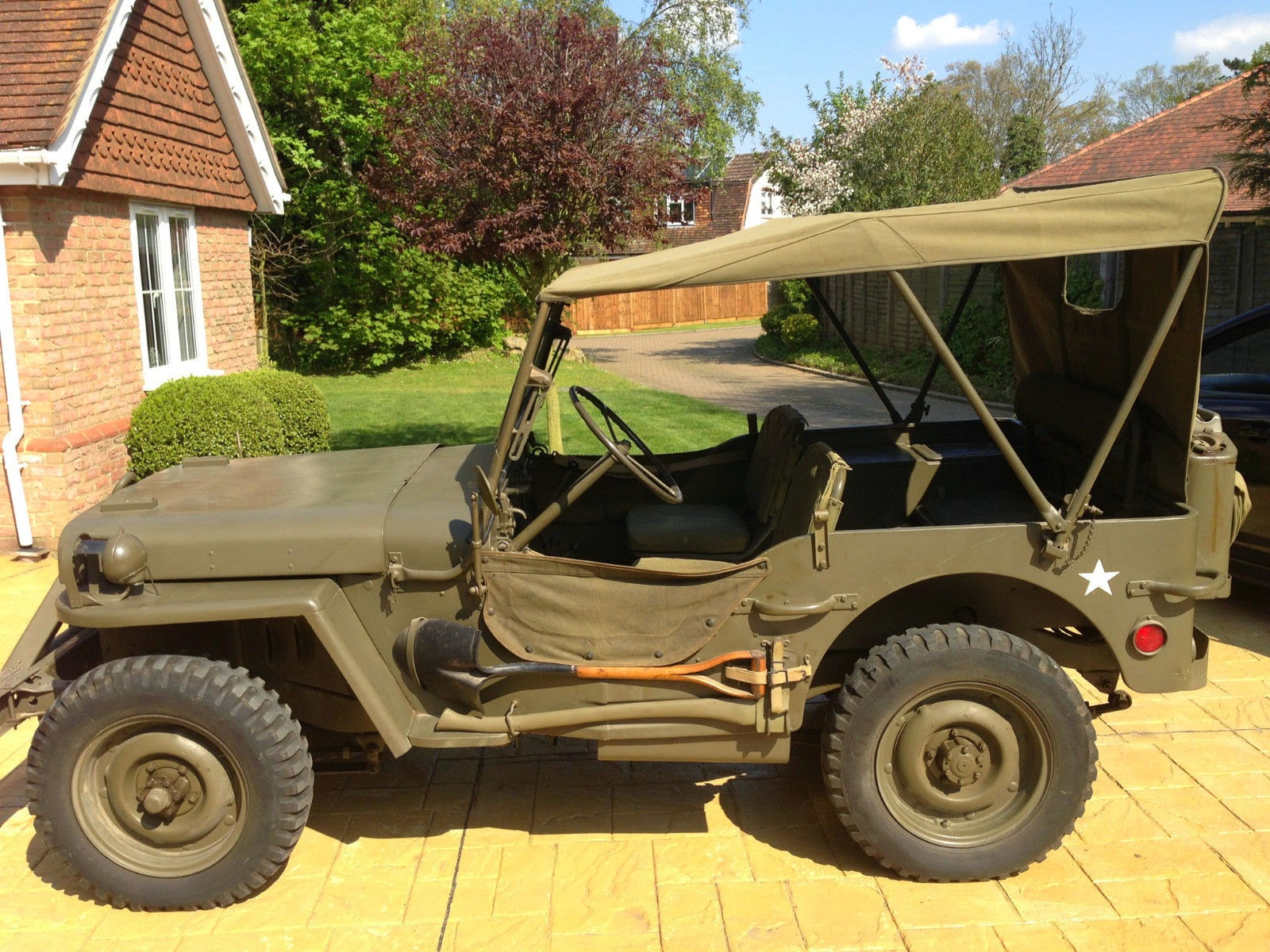 Totally original 1945 Ford GPW for Sale - 4x4 Cars