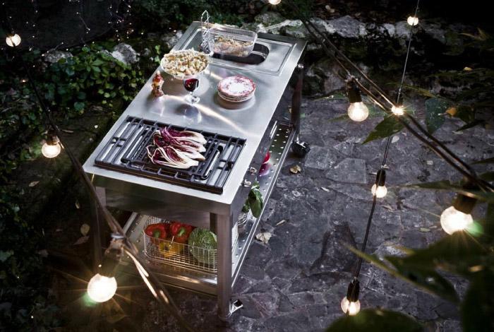 cucine da esterno in legno: esterni prodotti cucine da esterno ... - Cucine Da Esterno Ikea