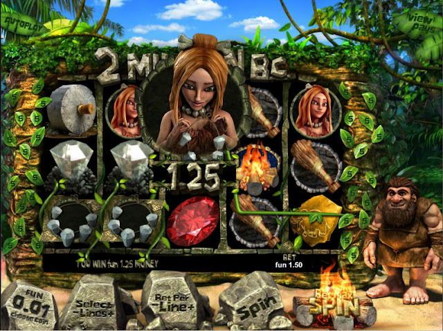 2 Million BC Online Game