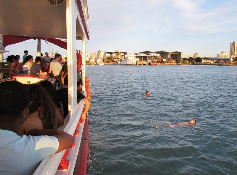 Melhor passeio de Barco em Fortaleza