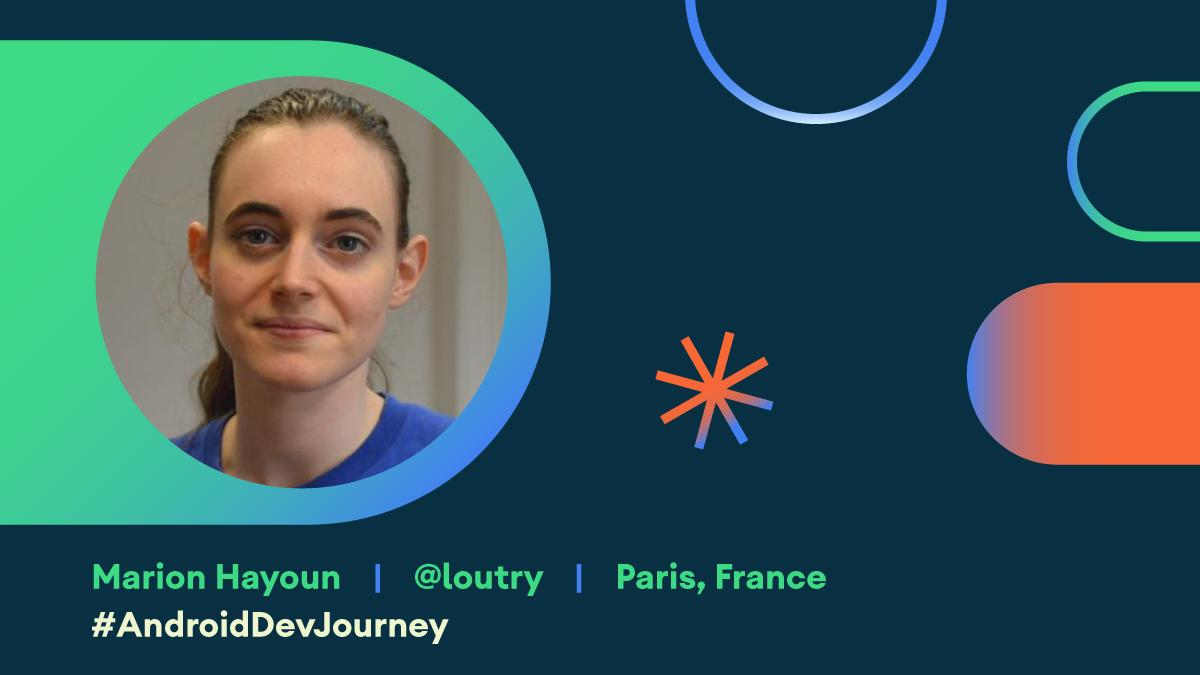 Marion Hayoun developer profile feature photo