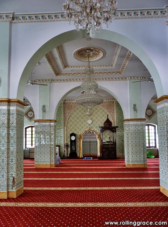Masjid India Muslim Ipoh, Perak