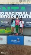 Ouro: Atletismo de Colombo conquista oito medalhas nos jogos da Juventude do Paraná
