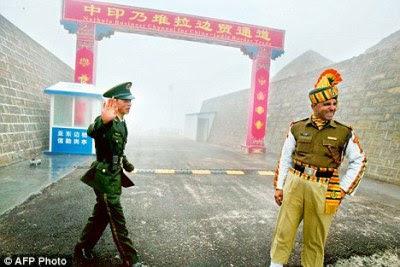 Extraterrestre vieram a terra para promover acordo díplomatico entre Indía e a China