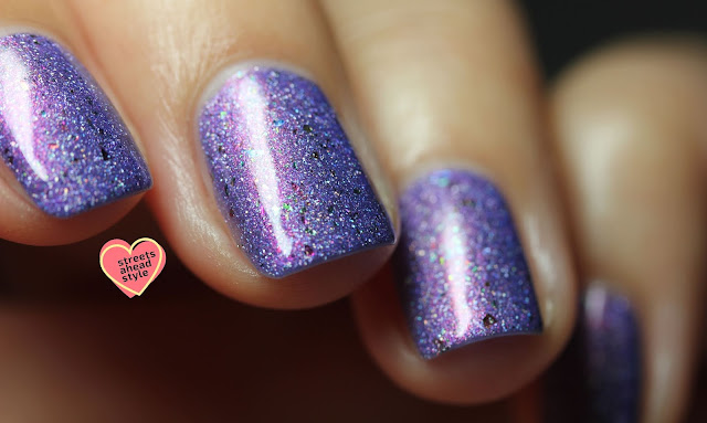 Girly Bits Pegasussed swatch by Streets Ahead Style