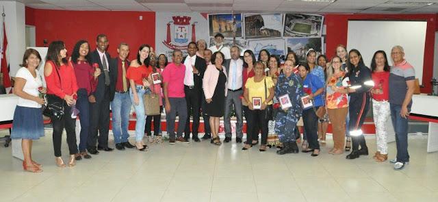 Sessão solene em homenagem ao dia Internacional das Mulheres é realizada na Câmara Municipal de Alagoinhas