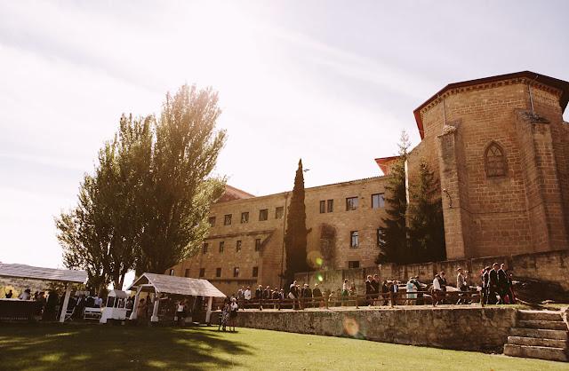 La Quinta y el Monasterio de Espino, uno de los lugares más bonitos para celebrar vuestra boda