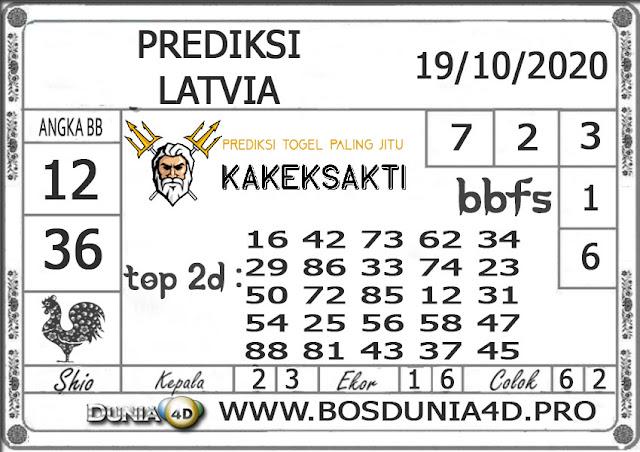 Prediksi Togel LATVIA DUNIA4D 19 OKTOBER 2020