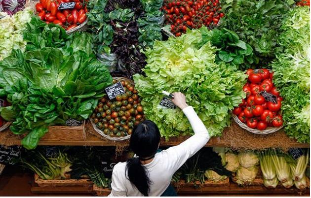 Türkiye'den 400 ton gıda zehir ele geçirildi