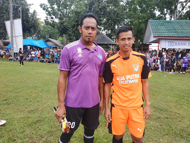 Diperkuat Dua Mantan Pemain Timnas, Tuan Rumah Apala Tersingkir di Turnamen Ahmading-ST Rabiah Cup 2019