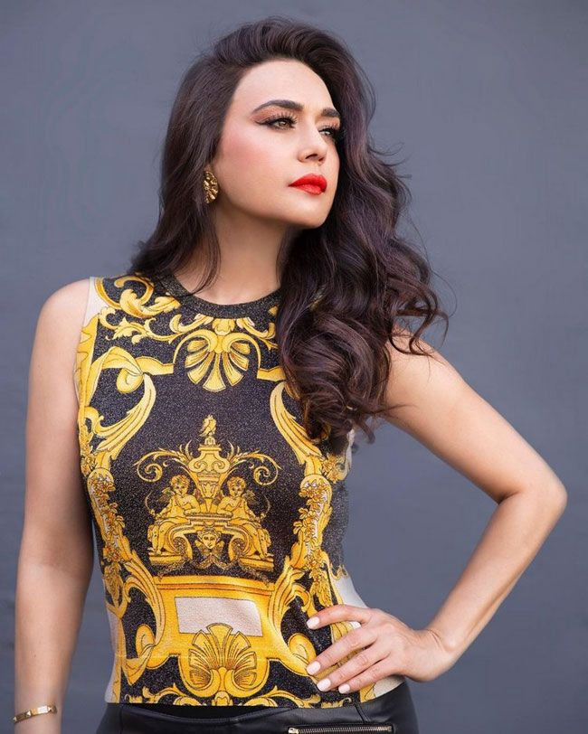 Celebrity Gallery: Preity Zinta Latest Pictures Gallery