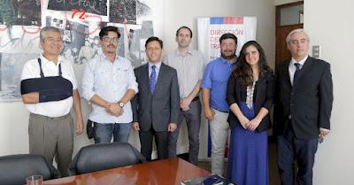 CTMIN se reúne con el subsecretario del Trabajo para presentar temas importantes del sector