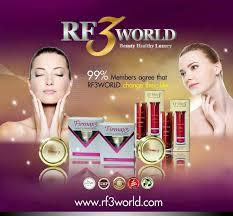 Firmax, O2Max3, SoulMax3, Slimax3 Produk Pengeluaran RF3 World