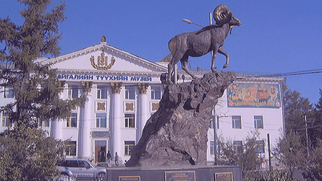 Best Places To visit in Mongolia and Tourist Attractions.The Natural History Museum of Mongolia.