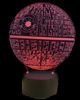 star wars svjetiljka, lampa, recenzija