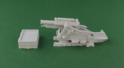 """BL 9.2"""" howitzer picture 1"""