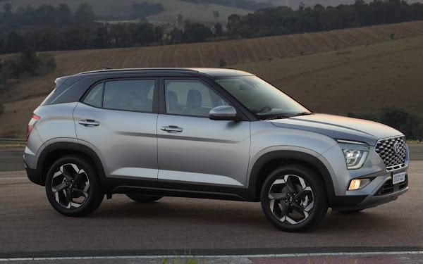Novo Hyundai Creta 2022 - Ultimate