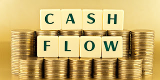 Laporan Cash Flow suatu perusahaan