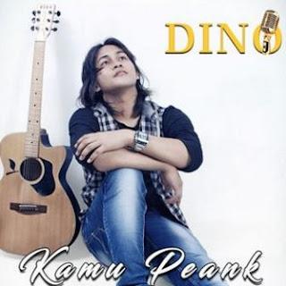 Lagu ini masih berupa single yang didistribusikan oleh label Global Musik Lirik Lagu Dino - Kamu Peank