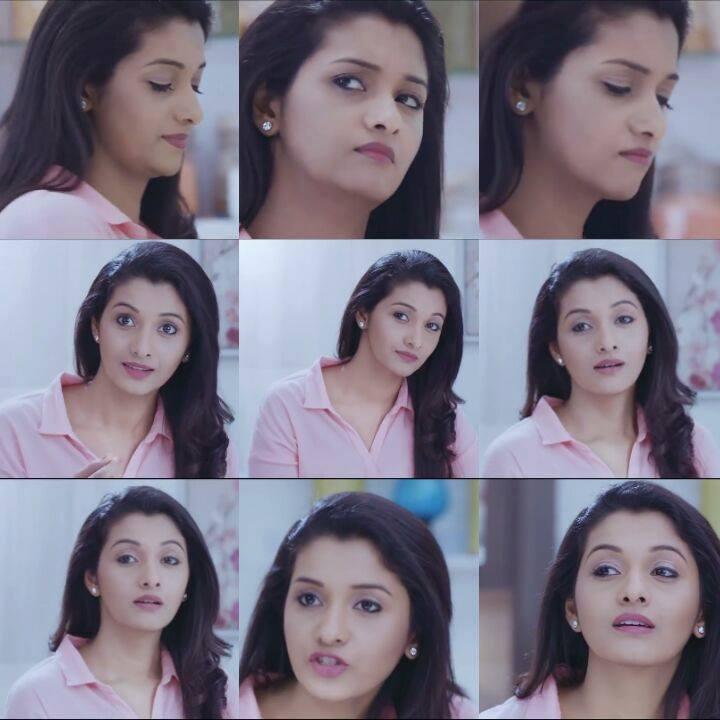 Kalyanam Mudhal Kadhal Varai Serial Actress Priya Bhavani: Silver Screen Queen Priya Bhavani Shankar Stills