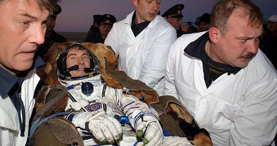 Uzayda Vatanı Değişen Kozmonot: Sergey Krikalyov