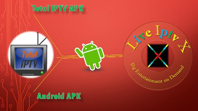 Total iPTV APK