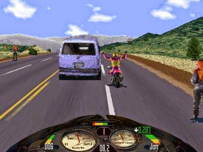 Download Game Road Rash Full Version For PC