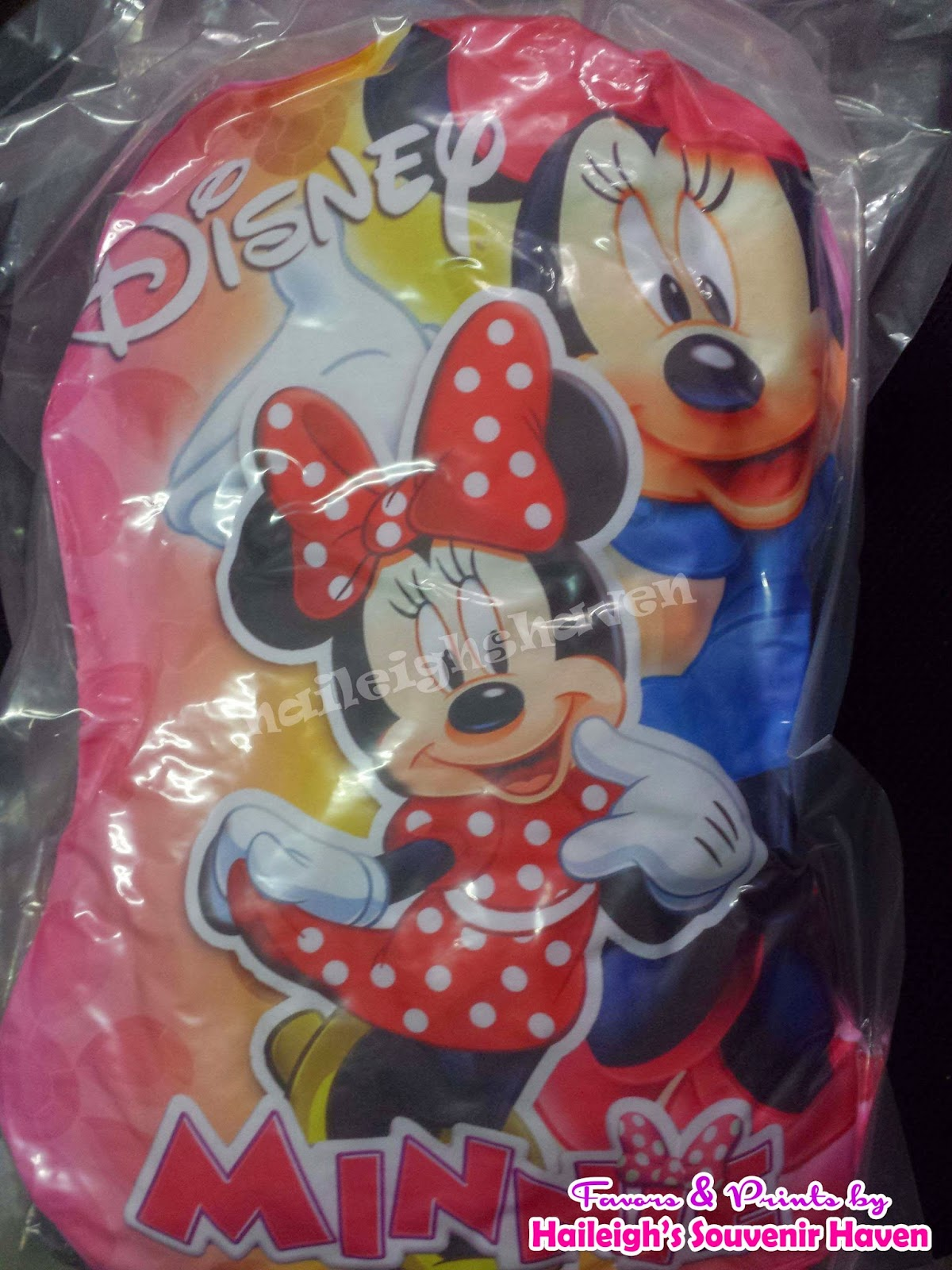 Minnie mouse giveaways pack philippines