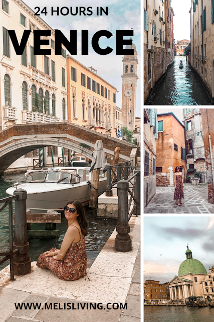 24 hours in Venice- pin to pinterest
