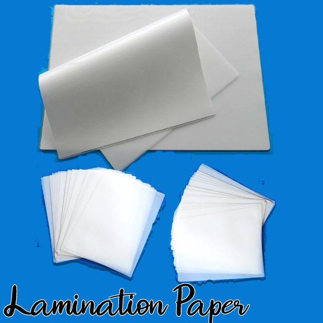 Where to buy Lamination Paper