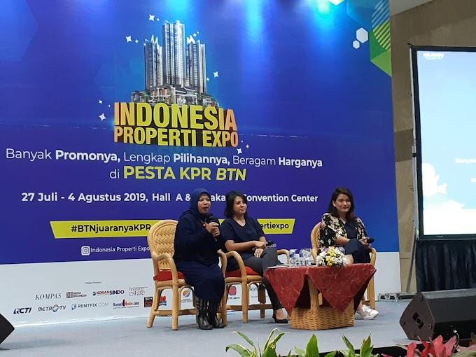 """Indonesia Properti Expo 2019 """"Inspirasi Properti Masa Kini, Hunian Milenial yang Elegant"""""""