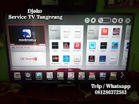 service tv panggilan gading serpong
