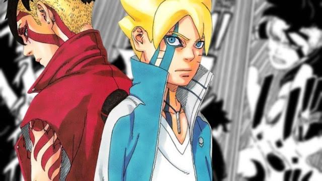 Boruto and Kawaki Stun with Powerful Karma Seal Combo in Latest Naruto Battle