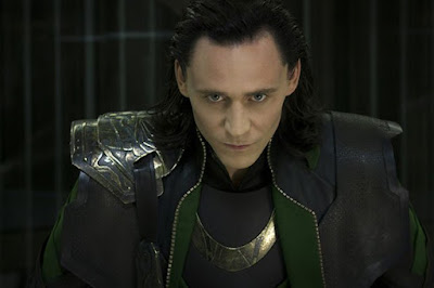 Loki-Tom Hiddleston